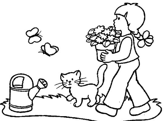 Kids Coloring Pages 9